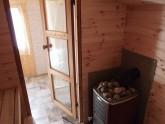 Sauna leiliruum